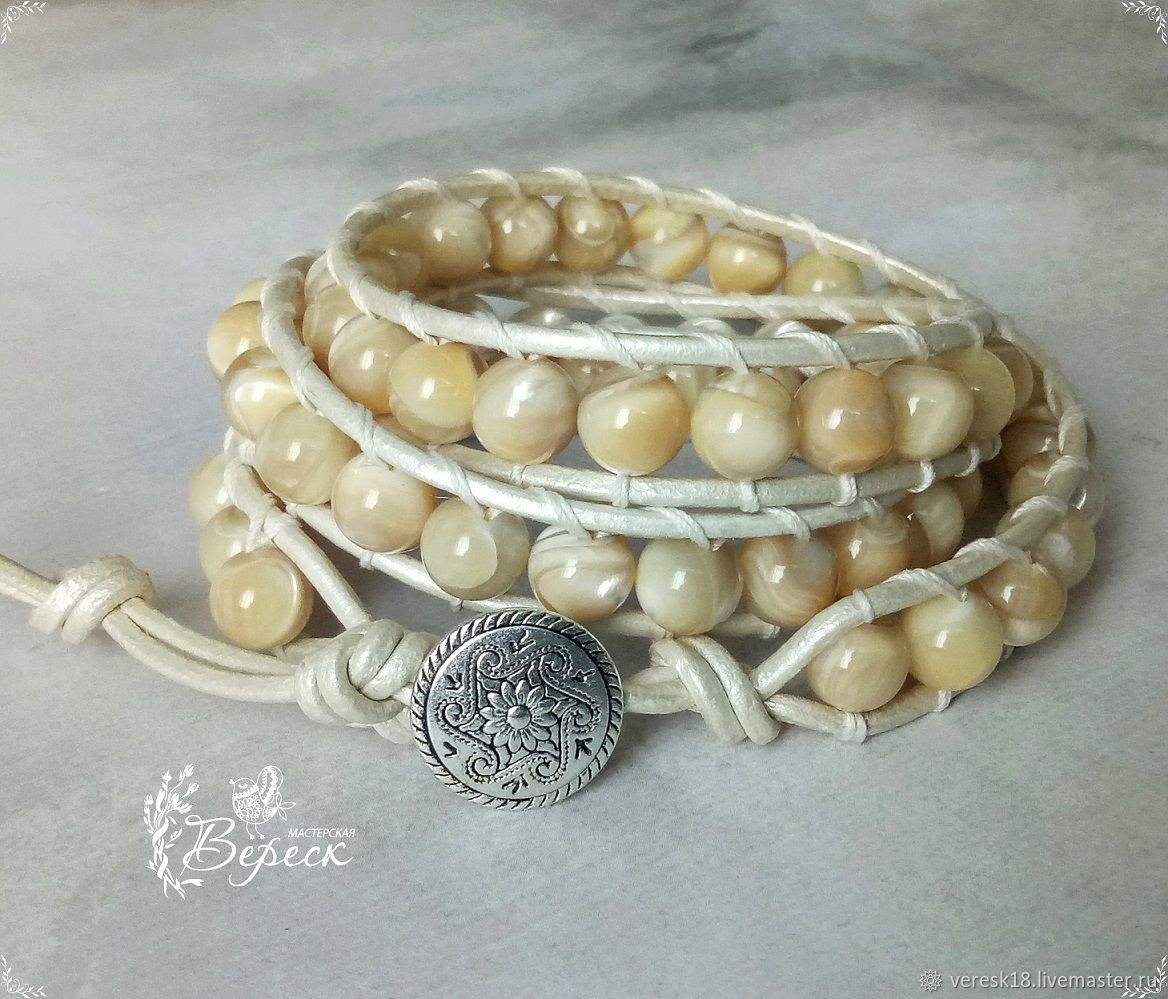 A charm bracelet style Chan Luu mother-of-pearl, Amulet, Izhevsk,  Фото №1