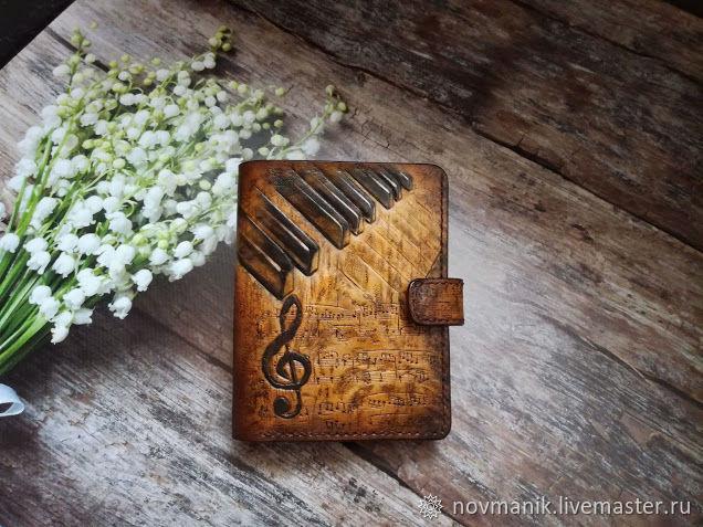 Портмоне (кошелек, бумажник) двойного сложения (Bi-fold wallet) № 45, Кошельки, Ковров,  Фото №1