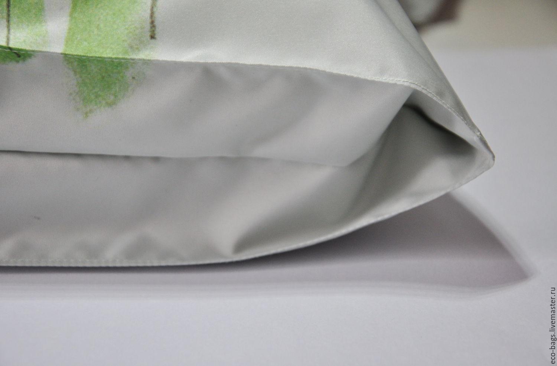 "Сумка-пакет "" Маков цвет"""
