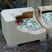 Материалы для творчества handmade. Livemaster - original item Napkin holder in assortment, blanks 036; 103. Handmade.