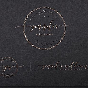 Дизайн и реклама ручной работы. Ярмарка Мастеров - ручная работа Логотип, штамп, фирменный стиль, визитка, логотип. Handmade.