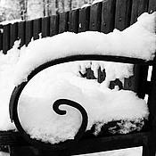Картины и панно ручной работы. Ярмарка Мастеров - ручная работа Белая улитка. Handmade.