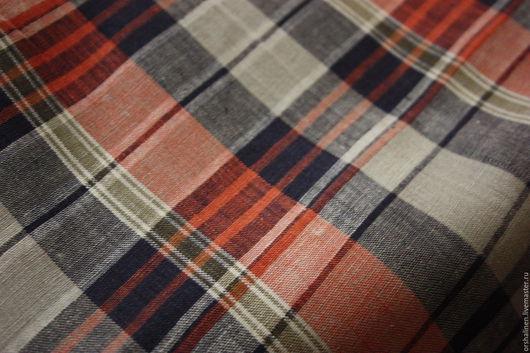 Шитье ручной работы. Ярмарка Мастеров - ручная работа. Купить Ткань сорочечно-блузочная. Handmade. Комбинированный, сорочечная ткань