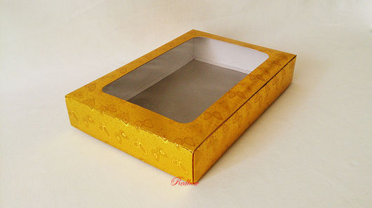 Коробка голографическая М20