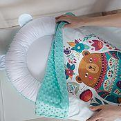Текстиль ручной работы. Ярмарка Мастеров - ручная работа Гнездышко для малыша. Handmade.