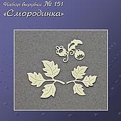 Материалы для творчества handmade. Livemaster - original item Set logging No. 151