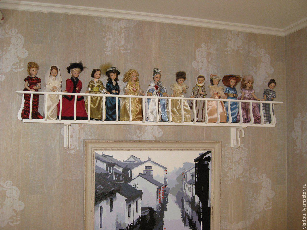 Как сделать балкон  для куклы