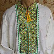 Одежда ручной работы. Ярмарка Мастеров - ручная работа Вышиванка  Весильна. Handmade.