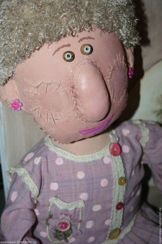 Ароматизированные куклы ручной работы. Ярмарка Мастеров - ручная работа. Купить чердачная кукла. Handmade. Бледно-розовый, интерьерная кукла