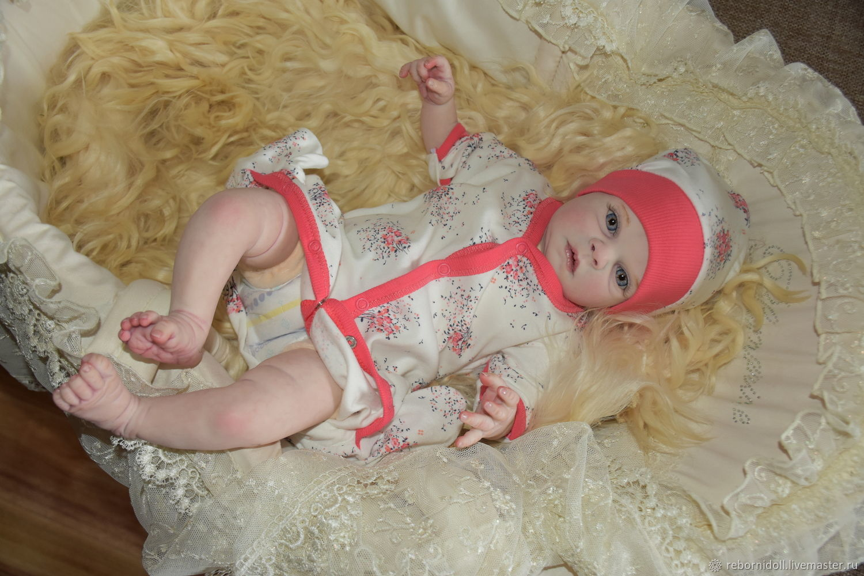 Кукла реборн Jewel девочка, Куклы Reborn, Севастополь,  Фото №1