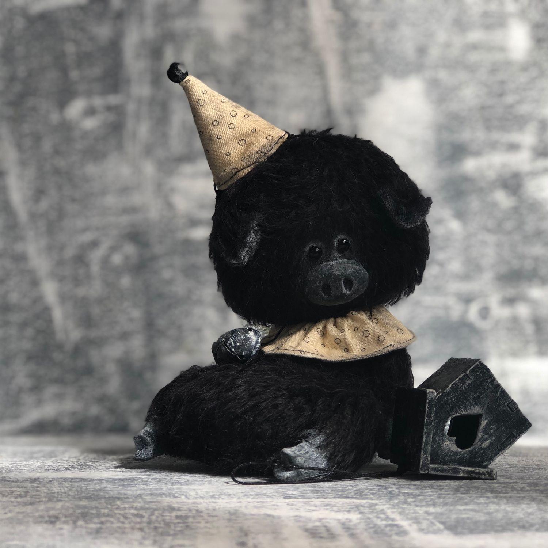Поросенок Жоржик, Мягкие игрушки, Москва,  Фото №1
