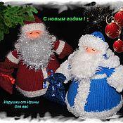 Сувениры и подарки handmade. Livemaster - original item Santa Claus. Handmade.