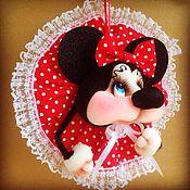 Сувениры и подарки handmade. Livemaster - original item Mickey Mouse.. Handmade.