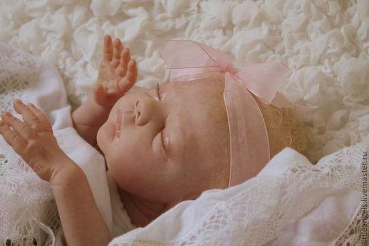 Куклы-младенцы и reborn ручной работы. Ярмарка Мастеров - ручная работа. Купить Анетт. Кукла -реборн.. Handmade. Реборн, винил