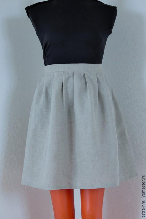 Летняя короткая юбка купить