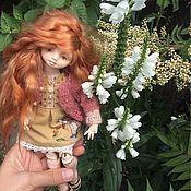 Куклы и игрушки ручной работы. Ярмарка Мастеров - ручная работа Джулия, авторская шарнирная кукла.. Handmade.