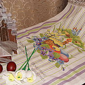 Подарки к праздникам ручной работы. Ярмарка Мастеров - ручная работа Пасхальный рушник-полотенце. Handmade.