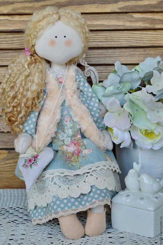 Куклы Тильды ручной работы. Ярмарка Мастеров - ручная работа. Купить Алисия. Handmade. Кукла ручной работы, кукла Тильда