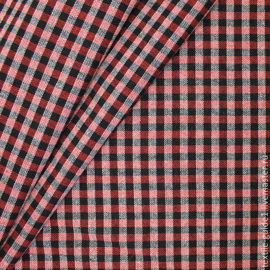 Шитье ручной работы. Ярмарка Мастеров - ручная работа. Купить Ткань костюмная 9039671. Handmade. Комбинированный, Плательная ткань