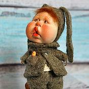 Куклы и пупсы ручной работы. Ярмарка Мастеров - ручная работа Малыш МоркоФкин. Handmade.