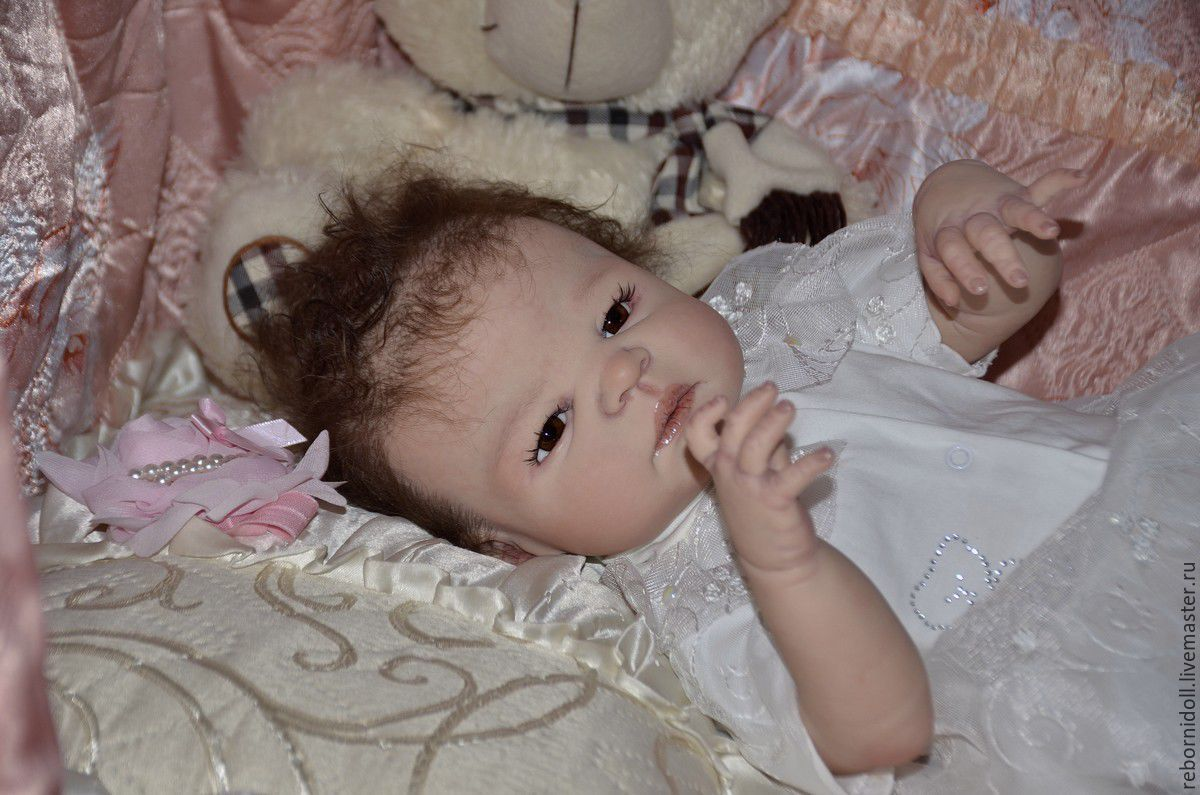Doll reborn Victorinka, Reborn, Sevastopol,  Фото №1