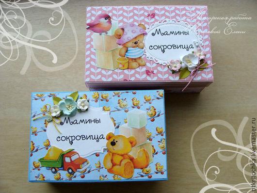 """Подарки для новорожденных, ручной работы. Ярмарка Мастеров - ручная работа. Купить Мамины сокровища """"Детские игрушки"""". Handmade. Разноцветный, сокровищница"""