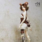 Куклы и игрушки handmade. Livemaster - original item Steam-sheep Mine (13 cm). Handmade.