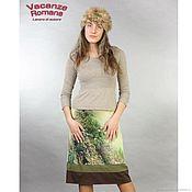 Одежда handmade. Livemaster - original item Skirt VR -954. Handmade.