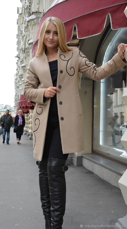 Пальто - пайетки, Пальто, Москва,  Фото №1