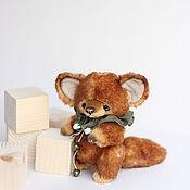 Куклы и игрушки ручной работы. Ярмарка Мастеров - ручная работа Лисенок Шанти. Handmade.