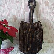 Для дома и интерьера handmade. Livemaster - original item Cutting Board oak brushed no.4. Handmade.