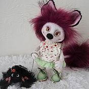 Куклы и игрушки ручной работы. Ярмарка Мастеров - ручная работа Марсия. Handmade.
