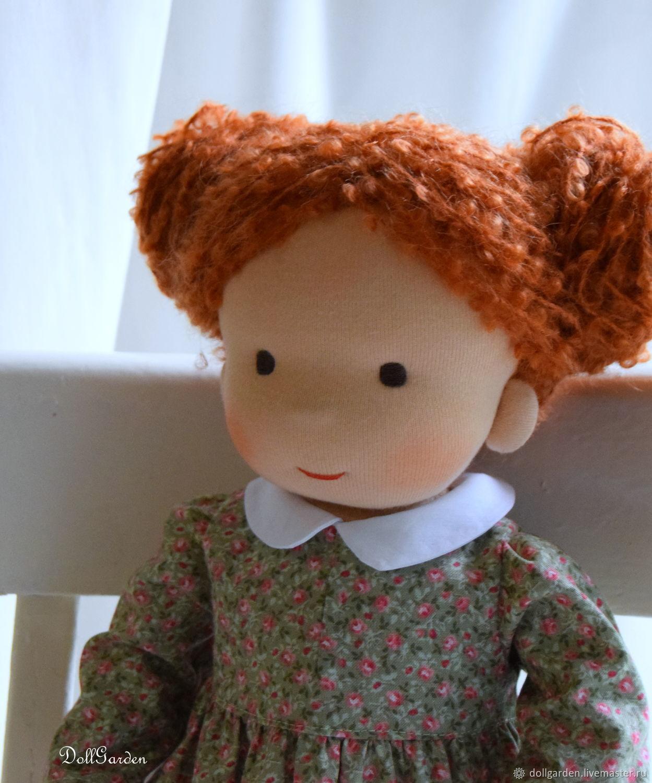 Вальдорфская кукла Ирочка, Вальдорфская игрушка, Санкт-Петербург, Фото №1