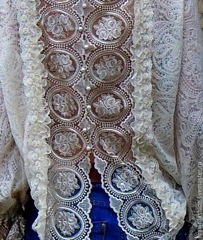 Блузка Из Гипюра