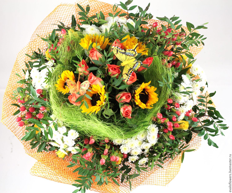 Цветов, композиции букетов из живых цветов и их названия