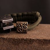 Сувениры и подарки handmade. Livemaster - original item Bead for knife dragon bead for knife. Handmade.