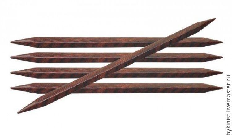 NEEDLES: KNITPRO-20cm No. №6, Knitting Needles, Schyolkovo,  Фото №1