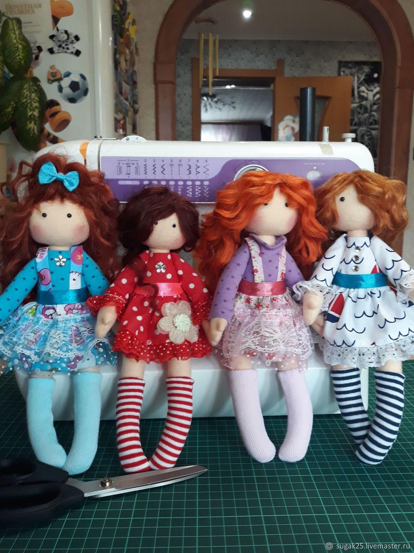 Игровая кукла даже для самых маленьких, Тильды, Поронайск, Фото №1