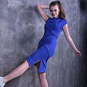 Одежда ручной работы. Ярмарка Мастеров - ручная работа платье WSN. Handmade.