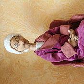 Куклы и игрушки ручной работы. Ярмарка Мастеров - ручная работа Бабка. Handmade.