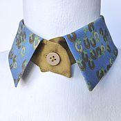 Аксессуары handmade. Livemaster - original item Copy of Copy of Hummingbird collar. Handmade.