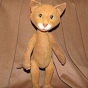 Куклы и игрушки ручной работы. Ярмарка Мастеров - ручная работа Кот. Просто Кот. Handmade.