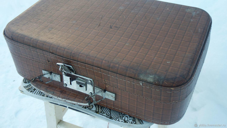Suitcase small vintage USSR, Vintage bags, Voronezh,  Фото №1