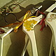 Подарочные наборы ручной работы. Плечики-вешалочки Ботаника.... AllaRo. Ярмарка Мастеров. Подарок на день рождения, вешалки, красный