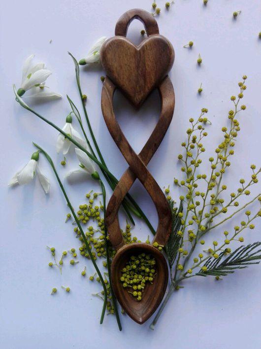 Ложки ручной работы. Ярмарка Мастеров - ручная работа. Купить Деревянная ложка ручной работы. Handmade. Резьба по дереву, ложка