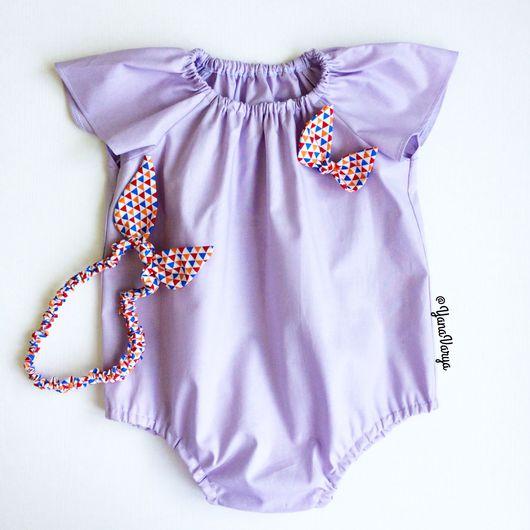 Одежда для девочек, ручной работы. Ярмарка Мастеров - ручная работа. Купить Песочник для малышек. Handmade. Платье летнее, туника пляжная