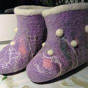 Обувь ручной работы. Ярмарка Мастеров - ручная работа Валенки для малыша. Handmade.