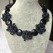 Украшения handmade. Livemaster - original item Necklace with aventurine. Handmade.