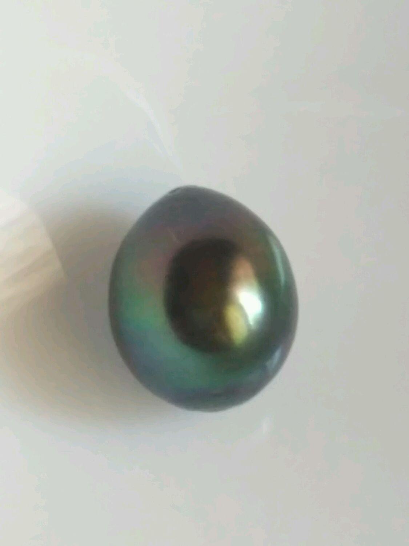 Жемчужина Таити 11,0 мм, Бусины, Краснодар,  Фото №1