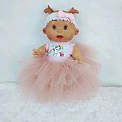 Одежда для кукол ручной работы. Ярмарка Мастеров - ручная работа Одежда для кукол Нинес Донил. Handmade.